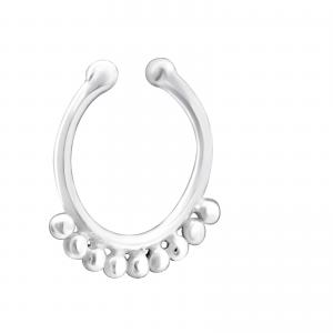 Fake Septum / Ear Cuff - Äkta Silver