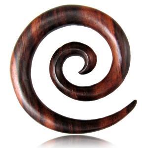 Spiral, Expander i Trä