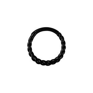 Clicker Ring - Svart