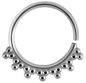 Seamless Ring i Kirurgiskt stål