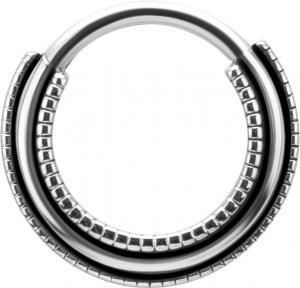 Septum /Daith-smycke - Piercingsmycke