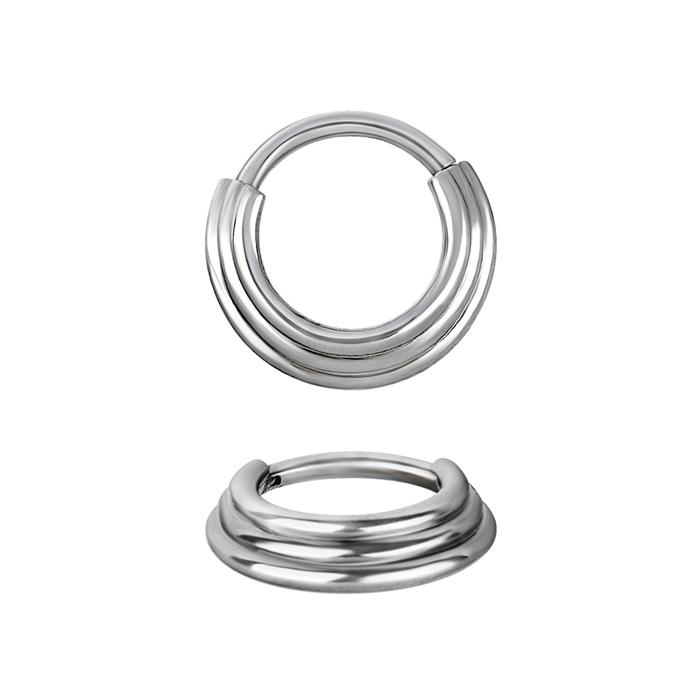 Septumsmycke - Kirurgiskt stål - Piercingsmycke
