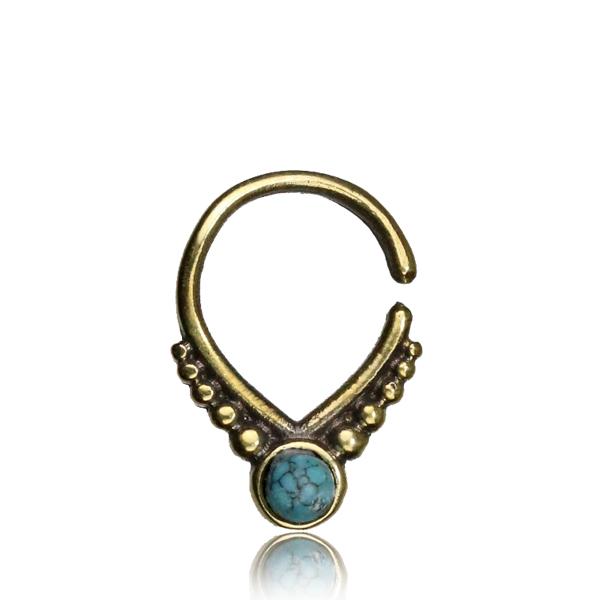Smycke till Septum i Bohemisk Stil 579dc926dfb91