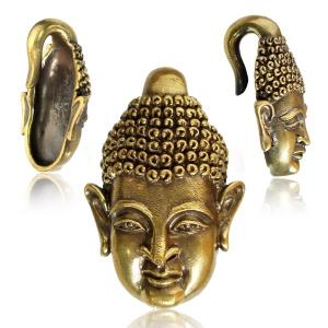 Ear weights, Buddha