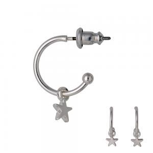Pilgrim - Ava - Örhängen med Stjärnor