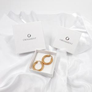Presentask till smycken - Ornament