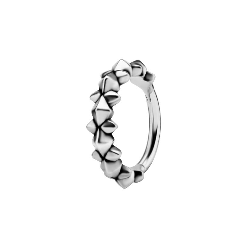Ring till piercing - Clicker - Kirurgiskt stål