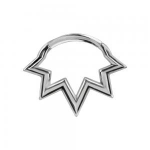Septum / Daith Clicker - Piercingsmycke - Stjärna