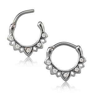 Septum / Daith-smycke - Kirurgiskt stål