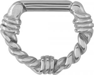 Septum Clicker, Twisted Wire