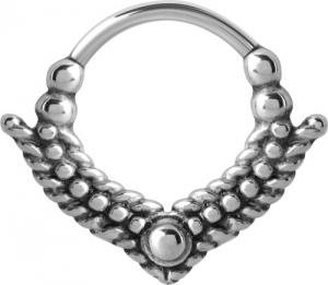 Septum Clicker, Venus ring