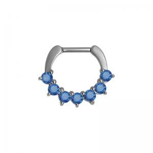 Septum Clicker, Blå kristall