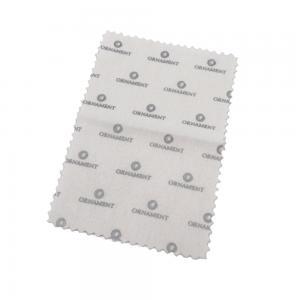 Silverputsduk - Mikrofiberduk med impregnering för polering av silversmycken