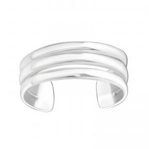Tåring / Fingertoppsring- Äkta silver
