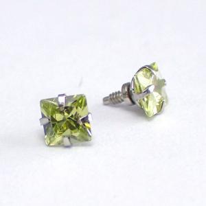 Square kristall, Ljusgrön
