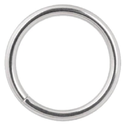 Tunn seamless ring