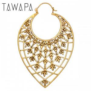 Tear Drop, Gold Plated