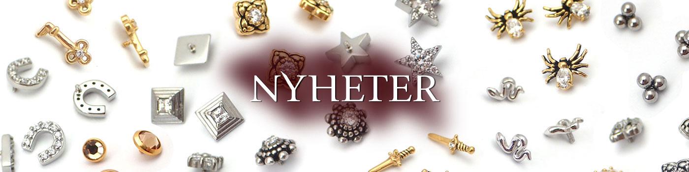 Smycken, massor av nytt på Ornament.se