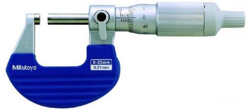 Mikrometer 0-25 mm Mitutoyo