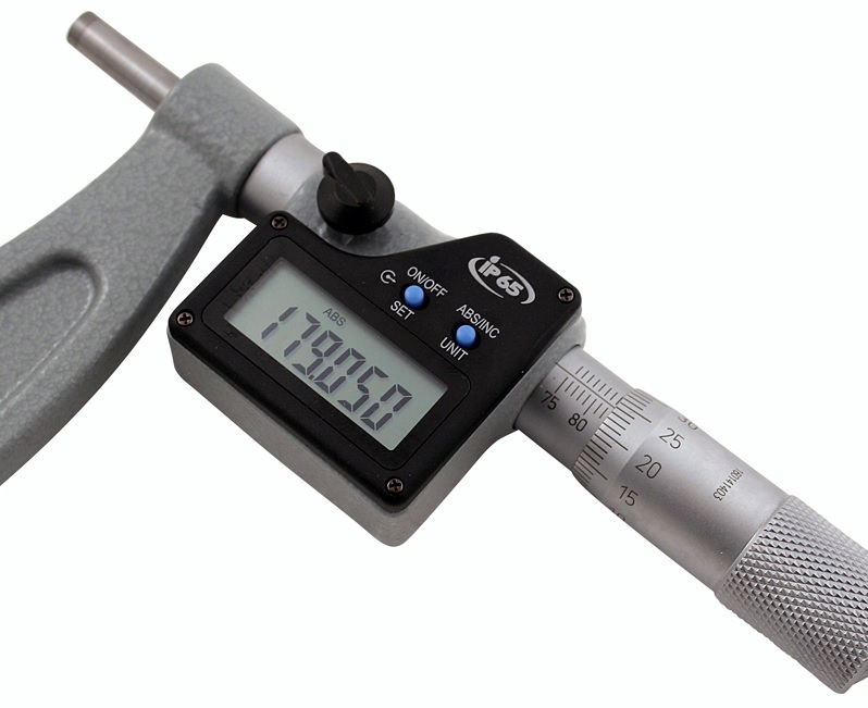 digital mikrometer 150 175 mm diesella ip65. Black Bedroom Furniture Sets. Home Design Ideas