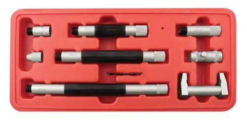 Invändigt mikrometerstickmått 050-250 mm Diesella