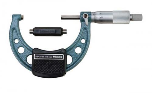 Mikrometer 050-75 mm Mitutoyo