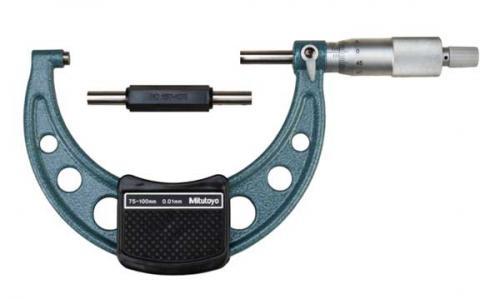 Mikrometer 075-100 mm Mitutoyo