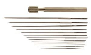Munstycksbrotschsats 12 st 0,6-1,9 mm Turnus