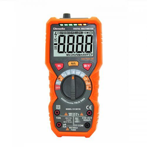 Digital multimeter TRMS Diesella