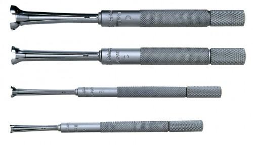 Stickmåttsats 3-13 mm Mitutoyo