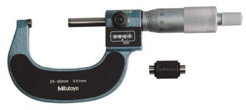 Mikrometer 25-50 mm Mitutoyo 0,01 mm