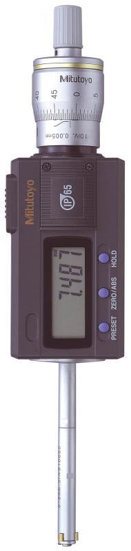 Trepunktsmikrometer 016-20 mm Mitutoyo