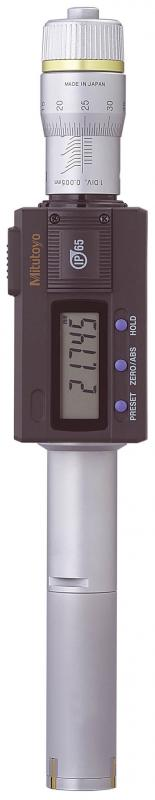 Trepunktsmikrometer 020-25 mm Mitutoyo