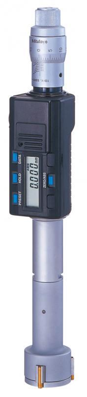 Trepunktsmikrometer 050-63 mm Mitutoyo