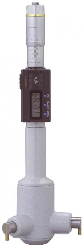 Trepunktsmikrometer 062-75 mm Mitutoyo