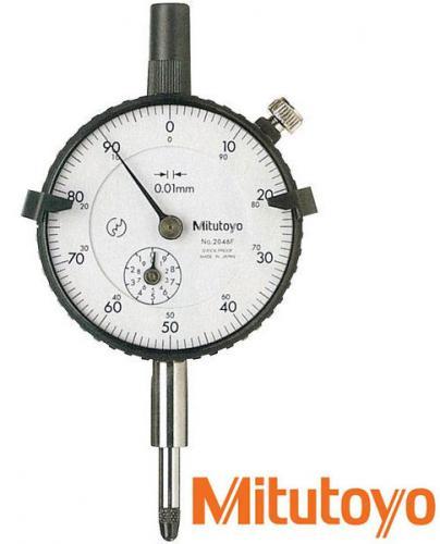 Indikatorklocka 0-10 mm Mitutoyo