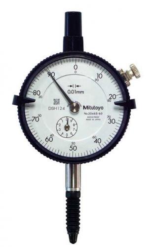 Indikatorklocka 0-10 mm Mitutoyo vattentät