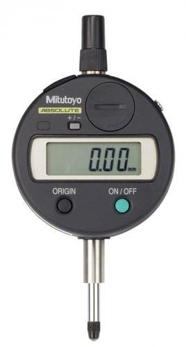 Indikatorklocka 0-12,7 mm digital 0,01 mm Mitutoyo