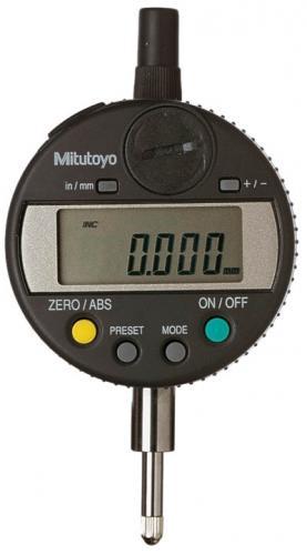 Indikatorklocka 0-12,7 mm digital 0,001 mm Mitutoyo