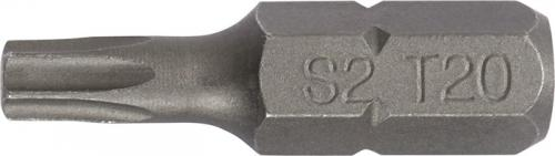 Bits T06 25 mm Format 10 st