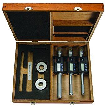 Trepunktsmikrometersats 12-25 mm Mitutoyo digital