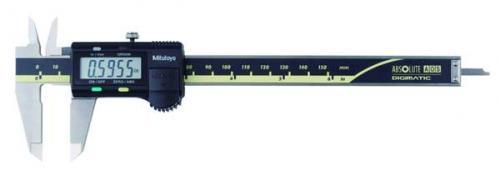 Digitalt skjutmått 0-150 mm/0-6 tum Mitutoyo utan datautgång, platt djupmått