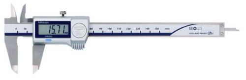 Digitalt skjutmått 0-150 mm Mitutoyo IP67 med datautgång & flat djupmått