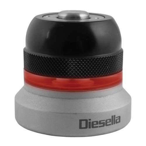 Höjdinställare optisk med magnet Diesella