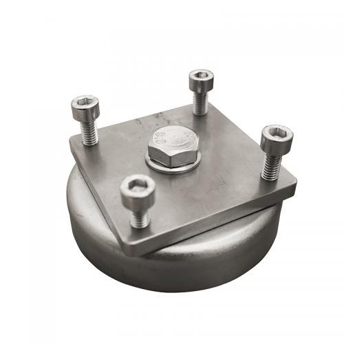 Magnetfot Diesella 45x45 mm
