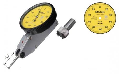 Vippindikator 0,2 mm/0,002 mm Mitutoyo