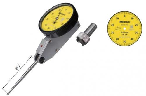 Vippindikator 1 mm/0,01 mm Mitutoyo