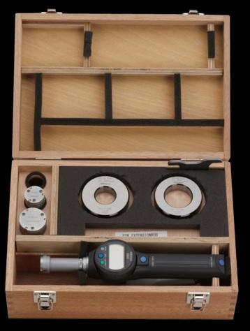 Trepunktsmikrometer 25-50 mm Mitutoyo Borematic