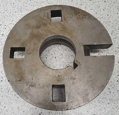 Medbringarskiva Ø200 mm L0