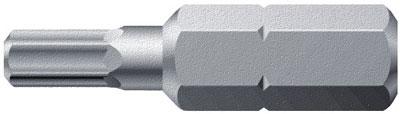 Bits insex 2,0 x 25 mm Wera HEX-plus 10 st